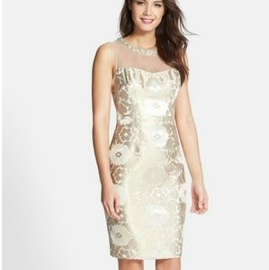 "Maggy London ""Starry Night""  embellished dress"